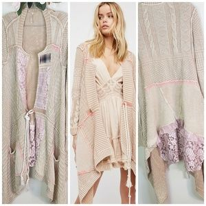 Free People | All Washed Out Oversized Cardigan
